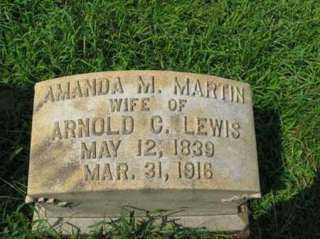 LEWIS, AMANDA M. - Lehigh County, Pennsylvania   AMANDA M. LEWIS - Pennsylvania Gravestone Photos