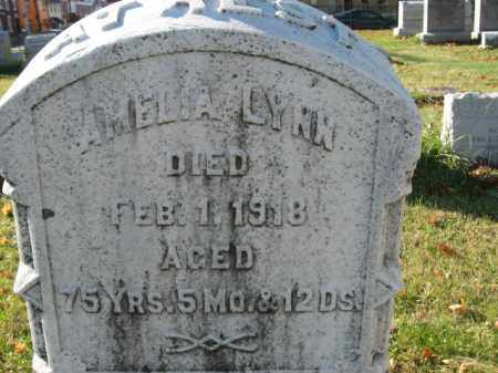 LYNN, AMELIA H. - Lehigh County, Pennsylvania   AMELIA H. LYNN - Pennsylvania Gravestone Photos
