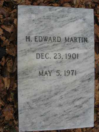 MARTIN, H. EDWARD - Lehigh County, Pennsylvania | H. EDWARD MARTIN - Pennsylvania Gravestone Photos