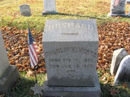 MERTZ, CORP. CHARLES M. - Lehigh County, Pennsylvania | CORP. CHARLES M. MERTZ - Pennsylvania Gravestone Photos