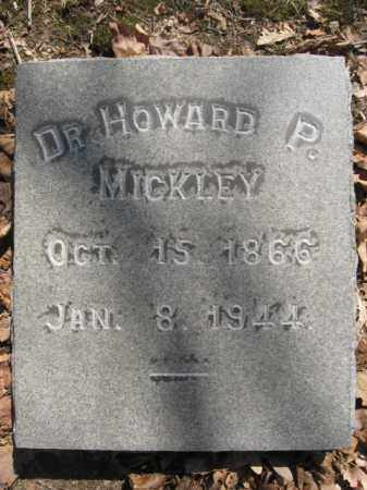 MICKLEY, DR.HOWARD P. - Lehigh County, Pennsylvania | DR.HOWARD P. MICKLEY - Pennsylvania Gravestone Photos