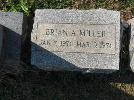 MILLER, BRIAN - Lehigh County, Pennsylvania | BRIAN MILLER - Pennsylvania Gravestone Photos