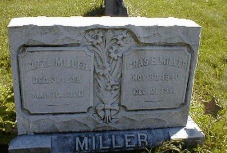 MILLER (CW), CHARLES E. - Lehigh County, Pennsylvania   CHARLES E. MILLER (CW) - Pennsylvania Gravestone Photos