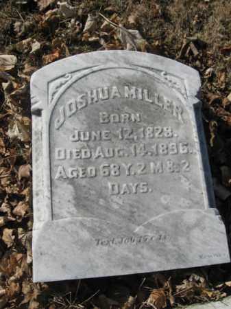 MILLER, JOSHUA - Lehigh County, Pennsylvania | JOSHUA MILLER - Pennsylvania Gravestone Photos