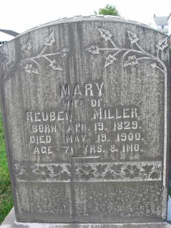 MILLER, MARY - Lehigh County, Pennsylvania | MARY MILLER - Pennsylvania Gravestone Photos