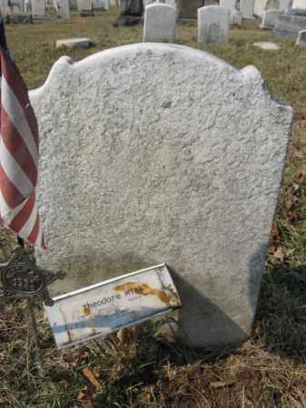 MINK   (CW), CAPT.THEODORE - Lehigh County, Pennsylvania | CAPT.THEODORE MINK   (CW) - Pennsylvania Gravestone Photos