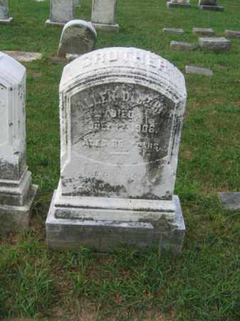 MOHR, ALLEN D. - Lehigh County, Pennsylvania | ALLEN D. MOHR - Pennsylvania Gravestone Photos