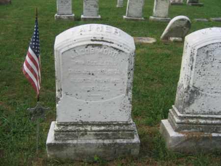 MOHR, JACOB - Lehigh County, Pennsylvania | JACOB MOHR - Pennsylvania Gravestone Photos