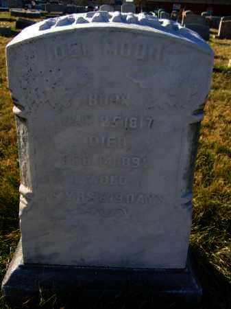 MOORE, JOEL - Lehigh County, Pennsylvania | JOEL MOORE - Pennsylvania Gravestone Photos