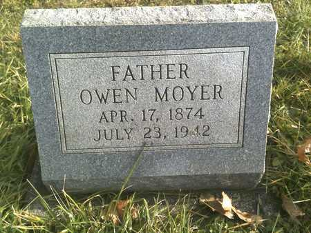 MOYER, OWEN - Lehigh County, Pennsylvania | OWEN MOYER - Pennsylvania Gravestone Photos