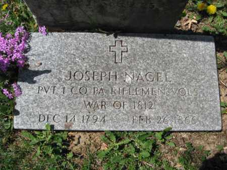 NAGEL, PVT.JOSEPH - Lehigh County, Pennsylvania   PVT.JOSEPH NAGEL - Pennsylvania Gravestone Photos