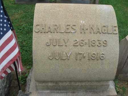 NAGLE, CHARLES H. - Lehigh County, Pennsylvania | CHARLES H. NAGLE - Pennsylvania Gravestone Photos