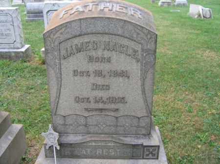 NAGLE, JAMES - Lehigh County, Pennsylvania   JAMES NAGLE - Pennsylvania Gravestone Photos