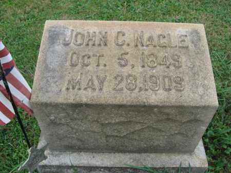 NAGLE, JOHNC. - Lehigh County, Pennsylvania | JOHNC. NAGLE - Pennsylvania Gravestone Photos