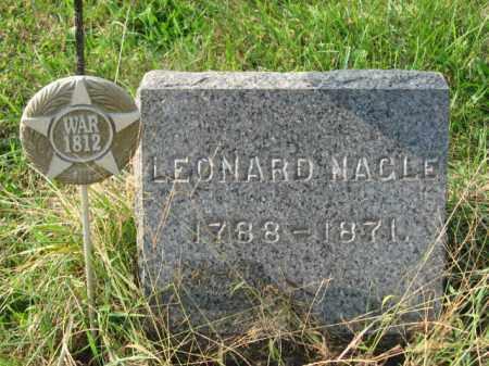 NAGLE, LEONARD - Lehigh County, Pennsylvania | LEONARD NAGLE - Pennsylvania Gravestone Photos