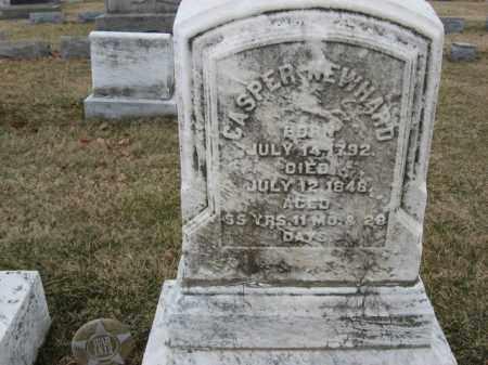 NEWHARD, CASPER - Lehigh County, Pennsylvania   CASPER NEWHARD - Pennsylvania Gravestone Photos