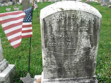 NEWHARD, JOHN - Lehigh County, Pennsylvania | JOHN NEWHARD - Pennsylvania Gravestone Photos