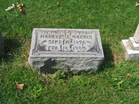 OBERLY, HARRY C.F. - Lehigh County, Pennsylvania   HARRY C.F. OBERLY - Pennsylvania Gravestone Photos
