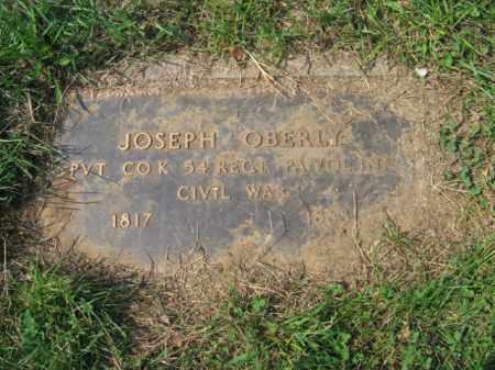 OBERLY, JOSEPH - Lehigh County, Pennsylvania | JOSEPH OBERLY - Pennsylvania Gravestone Photos