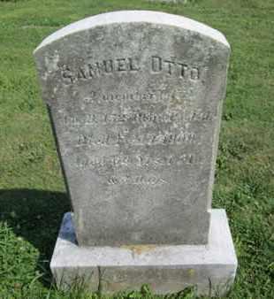 OTTO (CW), SAMUEL - Lehigh County, Pennsylvania | SAMUEL OTTO (CW) - Pennsylvania Gravestone Photos