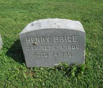 PRICE, HENRY - Lehigh County, Pennsylvania   HENRY PRICE - Pennsylvania Gravestone Photos