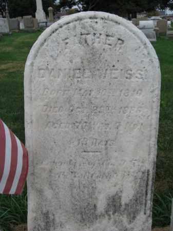 QWEISS, DANIEL - Lehigh County, Pennsylvania   DANIEL QWEISS - Pennsylvania Gravestone Photos