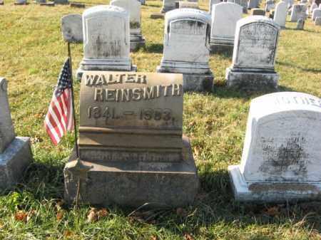 REINSMITH, PVT. WALTER - Lehigh County, Pennsylvania | PVT. WALTER REINSMITH - Pennsylvania Gravestone Photos