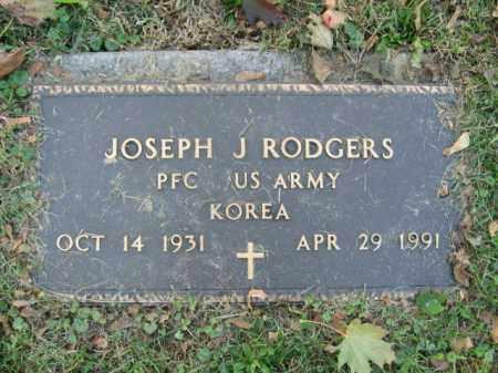 RODGERS, JOSEPH J. - Lehigh County, Pennsylvania | JOSEPH J. RODGERS - Pennsylvania Gravestone Photos