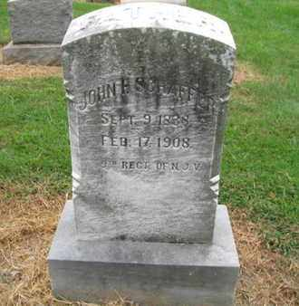 SCHAFFER (CW), JOHN F. - Lehigh County, Pennsylvania | JOHN F. SCHAFFER (CW) - Pennsylvania Gravestone Photos