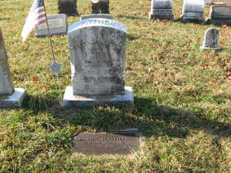 SCHLEICHER, PVT.DANIEL - Lehigh County, Pennsylvania | PVT.DANIEL SCHLEICHER - Pennsylvania Gravestone Photos