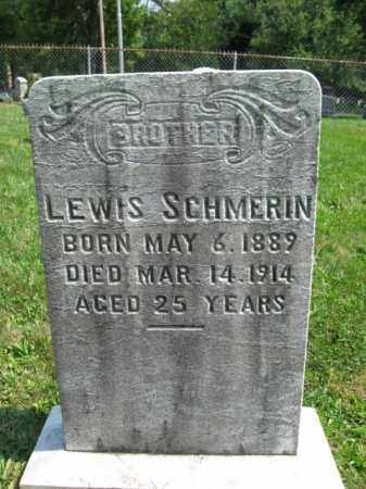 SCHMERIN, LEWIS - Lehigh County, Pennsylvania | LEWIS SCHMERIN - Pennsylvania Gravestone Photos