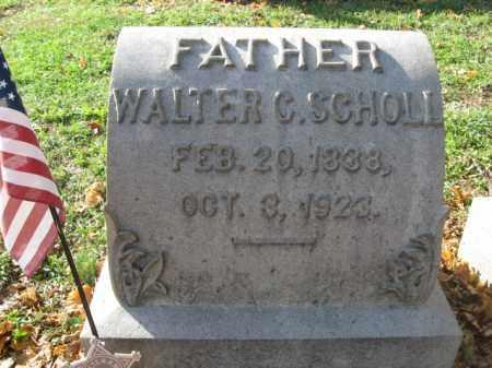SCHOOL, PVT. WALTER C. - Lehigh County, Pennsylvania | PVT. WALTER C. SCHOOL - Pennsylvania Gravestone Photos