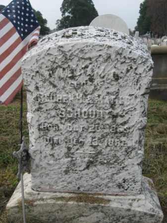 SCHOUDT, WILLIAM - Lehigh County, Pennsylvania | WILLIAM SCHOUDT - Pennsylvania Gravestone Photos