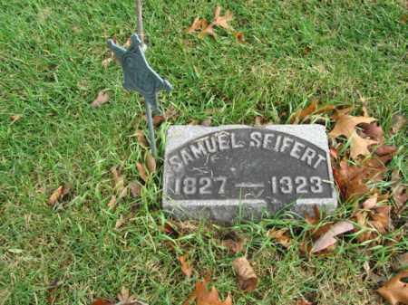 SEIFERT, SAMUEL - Lehigh County, Pennsylvania | SAMUEL SEIFERT - Pennsylvania Gravestone Photos