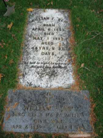 SEIP (CW), WILLIAM F. - Lehigh County, Pennsylvania   WILLIAM F. SEIP (CW) - Pennsylvania Gravestone Photos