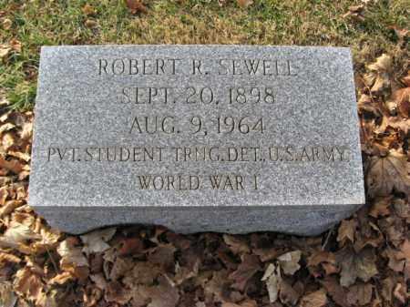 SEWELL, ROBERT R. - Lehigh County, Pennsylvania   ROBERT R. SEWELL - Pennsylvania Gravestone Photos
