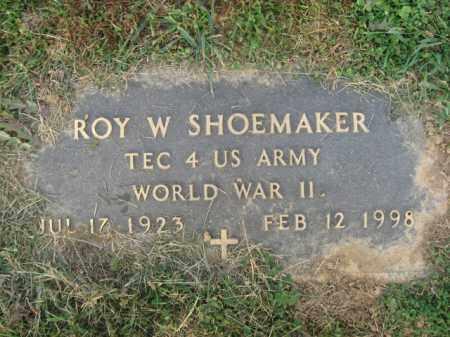 SHOEMAKER, ROY W. - Lehigh County, Pennsylvania | ROY W. SHOEMAKER - Pennsylvania Gravestone Photos