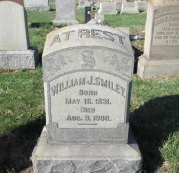 SMILEY (CW), WILLIAM J. - Lehigh County, Pennsylvania | WILLIAM J. SMILEY (CW) - Pennsylvania Gravestone Photos
