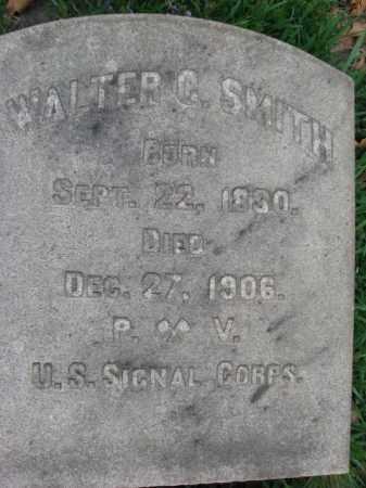 SMITH  (CW), WALTER C. - Lehigh County, Pennsylvania   WALTER C. SMITH  (CW) - Pennsylvania Gravestone Photos