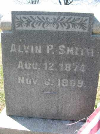 SMITH, ALVIN P. - Lehigh County, Pennsylvania | ALVIN P. SMITH - Pennsylvania Gravestone Photos