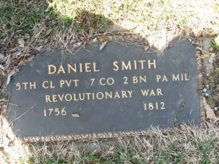 SMITH, DANIEL - Lehigh County, Pennsylvania | DANIEL SMITH - Pennsylvania Gravestone Photos