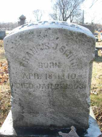 SMITH, FRANCIS J. - Lehigh County, Pennsylvania | FRANCIS J. SMITH - Pennsylvania Gravestone Photos