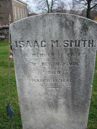 SMITH, ISAAC M. - Lehigh County, Pennsylvania   ISAAC M. SMITH - Pennsylvania Gravestone Photos