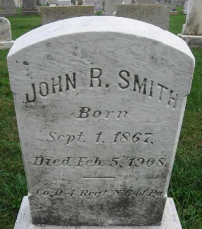 SMITH, JOHN R. - Lehigh County, Pennsylvania | JOHN R. SMITH - Pennsylvania Gravestone Photos