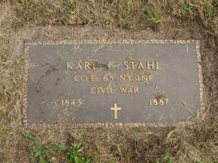 STAHL, KARL L. - Lehigh County, Pennsylvania | KARL L. STAHL - Pennsylvania Gravestone Photos