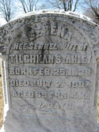 STAHLEY, SERENA - Lehigh County, Pennsylvania | SERENA STAHLEY - Pennsylvania Gravestone Photos