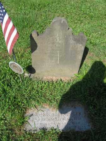 STEININGER, GEORG - Lehigh County, Pennsylvania | GEORG STEININGER - Pennsylvania Gravestone Photos