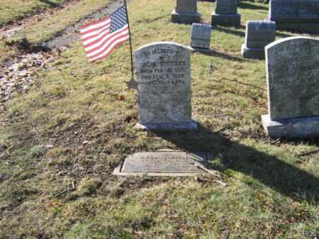 STETTLER, PVT. JACOB - Lehigh County, Pennsylvania | PVT. JACOB STETTLER - Pennsylvania Gravestone Photos