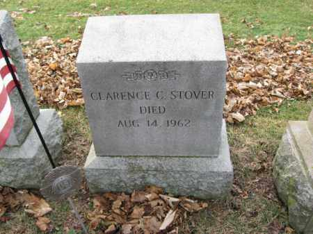 STOVER, CLARNEC C. - Lehigh County, Pennsylvania   CLARNEC C. STOVER - Pennsylvania Gravestone Photos