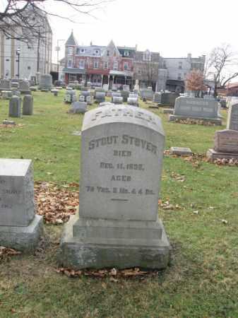 STOVER, STOUT - Lehigh County, Pennsylvania | STOUT STOVER - Pennsylvania Gravestone Photos